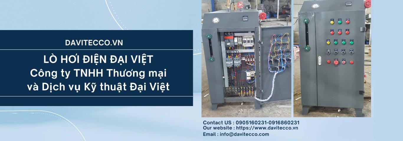 Lò hơi điện Đại Việt